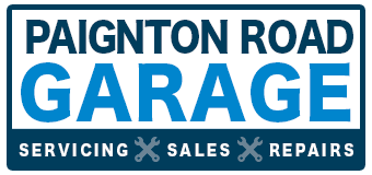Paignton Road Garage Logo