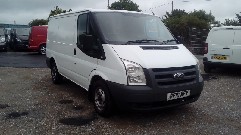 Ford Transit 2.2TDCi Duratorq 85PS Low Roof 280 MWB 2010 Finance available Subject to Status