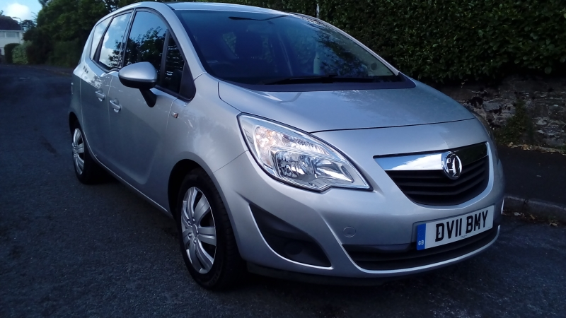 Vauxhall/Opel Meriva 1.4 Turbo a/c 2011 Exclusiv New 12 Months MOT Finance available Subject to Status