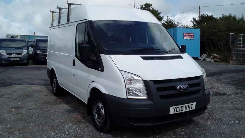 Ford Transit 2.2TDCi Duratorq 85PS 280 SWB M/R 2010 Finance available subject to Status