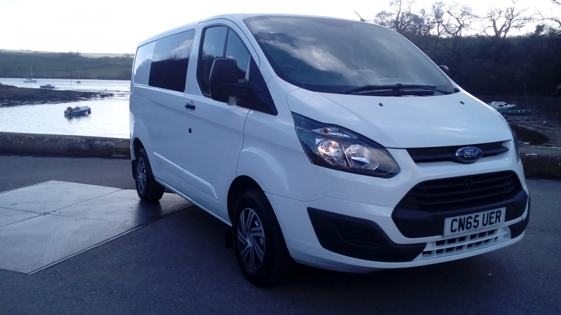 Ford Transit Custom 2.2TDCi 100PS ECOnetic 270 L1H2 2015 (65) Finance available subject to Status