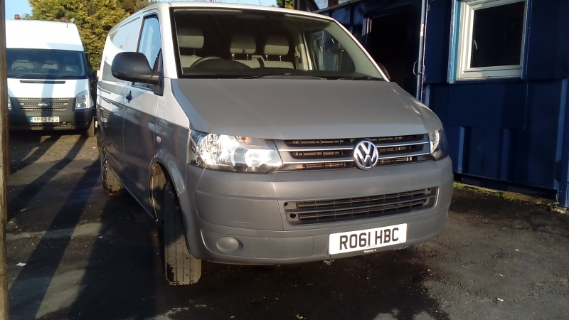 Volkswagen Transporter T5.1 2.0TDi ( 84PS ) SWB T28 71k FSH 2011 Finance available subject to Status